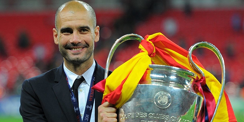 Ambitious Guardiola targeting Champions League after spending big