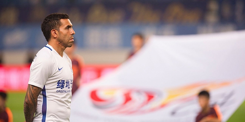 Shanghai Shenhua yet to pay for Carlos Tevez transfer - Boca Juniors
